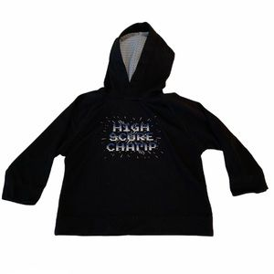 5/$20 Place Sport 18-24 black pullover hoodie